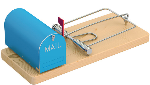 Email Spam Trap